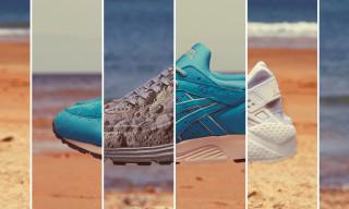 Highsnobiety x END. Summer 2014 Super Sneaker Giveaway Pack