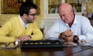 HODINKEE presents 'Talking Watches' with LVMH's Jean-Claude Biver