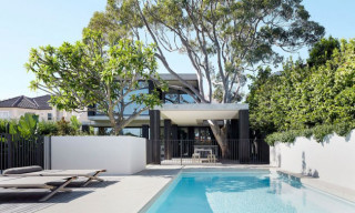 Hopetoun Avenue by B.E. Architecture