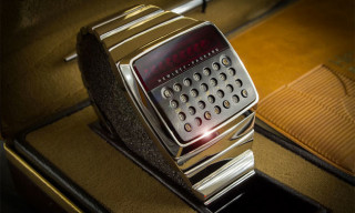 The HP-01 Smartwatch Designed in 1977