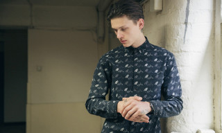 "indcsn Fall/Winter 2014 ""Fancy Goods"" Lookbook"