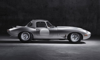 Jaguar Special Operations Reveals New Lightweight E-Type