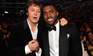 Are Kanye West and Paul McCartney Recording Together?