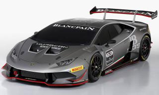 Lamborghini Unveils Huracan LP 620-2 Super Trofeo