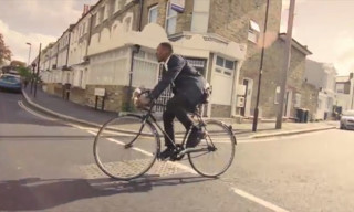 """Levi's Commuter's """"The Ride"""" featuring James Massiah"""