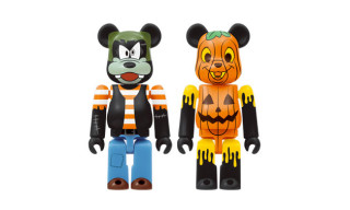 Medicom Toy x Disney BE@RBRICK Halloween Monster Collection