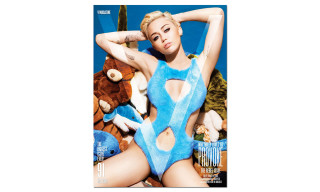 Miley Cyrus Covers the Fall 2014 Issue of 'V' Magazine