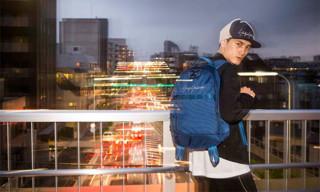 New Era x Yohji Yamamoto Dog Ear Hat & Daypack