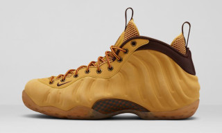 "Nike Air Foamposite One ""Wheat"""