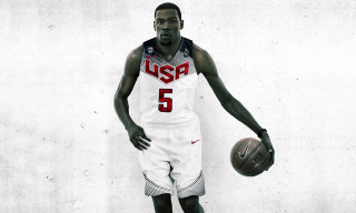 Nike Basketball Unveils the Brand New Team USA Uniform