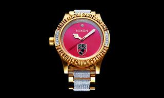 Nixon x Street League Skateboarding 2014 Championship Watch