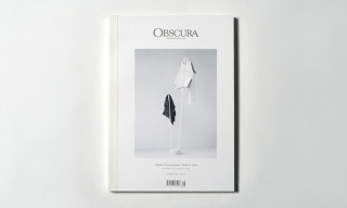 "'Obscura' Magazine Vol. 16 ""Think of Living More. Think of Less"""