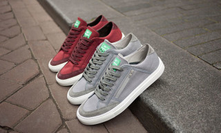Patta x KangaROOS Tennis Oxford Sneakers