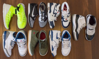 Sneaker Rotation | Purist's Kevin Lee
