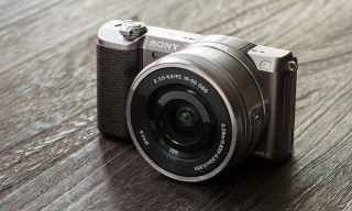 Sony Introduces the a5100 – The World's Smallest Interchangeable Lens Camera