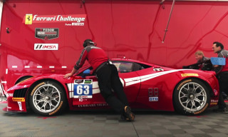 Take a Ringside Look at the Drama of Pit Lane with Scuderia Corsa Ferrari