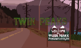 Check Out the 'Twin Peaks' Intro Remade in 8-Bit