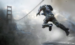 "Watch the Official ""Collapse"" Gameplay Video for 'Call of Duty: Advanced Warfare'"