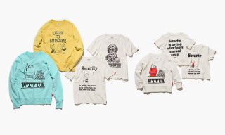 WTAPS x Peanuts Capsule Collection