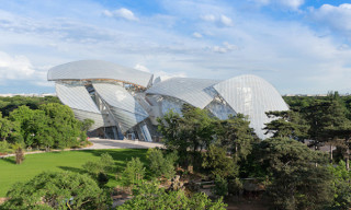 A First Look at the Frank Gehry-Designed Fondation Louis Vuitton in Paris