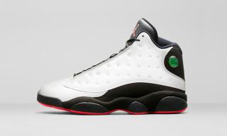"""Air Jordan 13 Retro """"Reflective Silver"""""""
