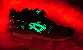 "ASICS Fall 2014 ""Glow in the Dark"" Pack"