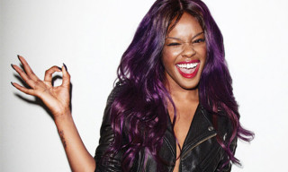 "Listen to Azealia Banks' New Song ""Chasing Time"""