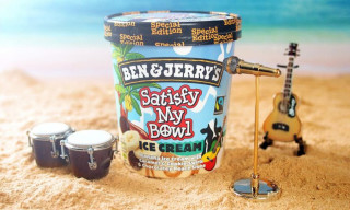 "Ben & Jerry's to Launch Bob Marley-Inspired Ice Cream Flavor, ""Satisfy My Bowl"""