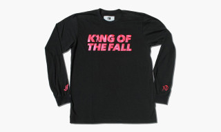 "Billionaire Boys Club x Official Issue XO ""King of the Fall"" Capsule Collection"