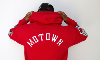 Black Scale x Motown Records Capsule Collection
