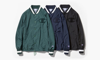 Champion x Beauty & Youth Coaches Jackets