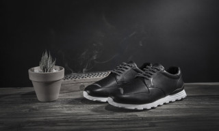 "CLAE Fall/Winter 2014 ""Noir"" Footwear Collection"
