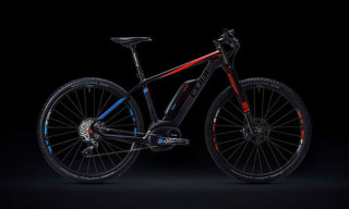 CUBE Elite Hybrid 2015 Bike
