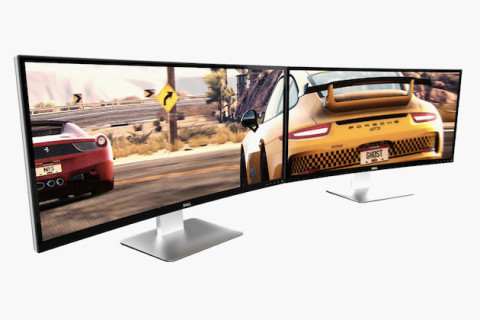 Dell Introduces New Curved Monitor Designed for Improved Gaming Performance