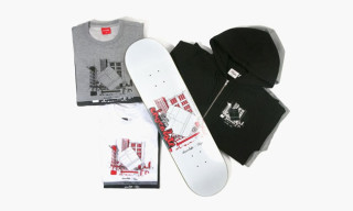 DQM x Chocolate Skateboards 10th & 20th Anniversaries Collection