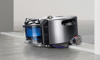 Dyson Reveals 360 Eye Robot Vacuum