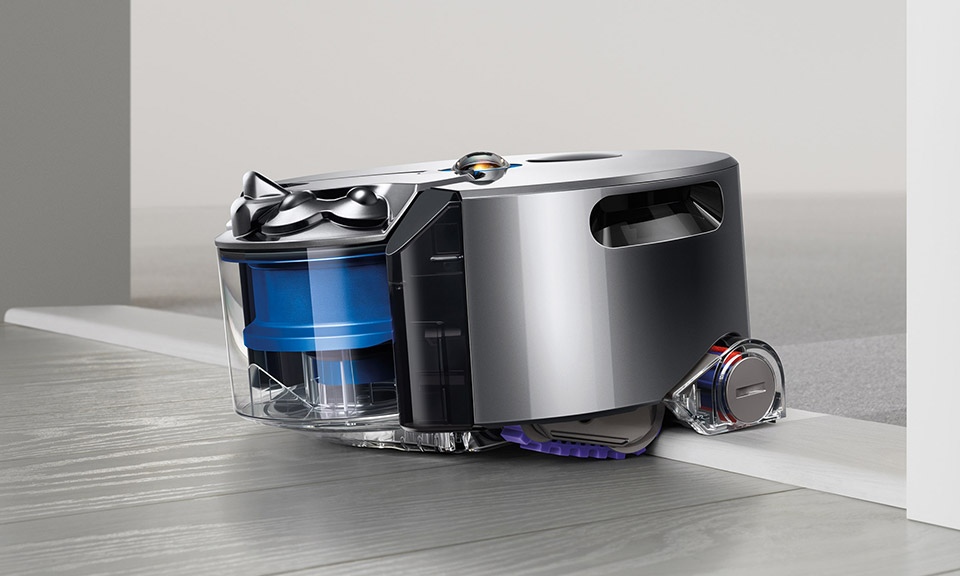 dyson reveals 360 eye robot vacuum highsnobiety. Black Bedroom Furniture Sets. Home Design Ideas