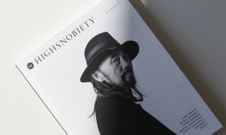 Highsnobiety Magazine Issue 09 featuring Yohji Yamamoto, Rick Owens, Scott Campbell and More