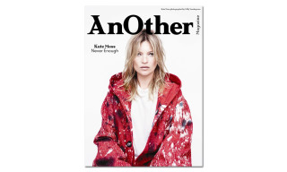 Kate Moss Covers 'AnOther' Magazine Fall/Winter 2014