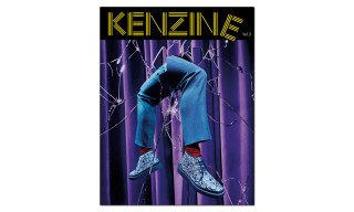 KENZO presents the Third Volume of its 'KENZINE' Magazine