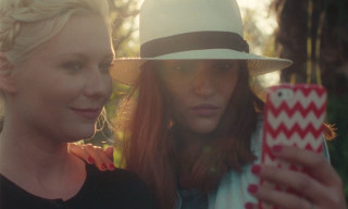 "Watch Kirsten Dunst in ""ASPIRATIONAL"" for 'Vs' Magazine"