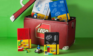 Moleskine x LEGO 2014 Notebook Collection