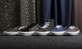 Liberty Art Fabrics x Vans Holiday 2014 Collection
