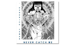 "Listen to Flying Lotus and Kendrick Lamar's New Song ""Never Catch Me"""