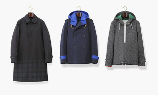Mackintosh x Band of Outsiders Fall/Winter 2014 Capsule Collection