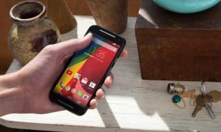 Motorola Unveils New Moto G