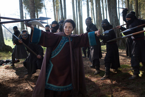 Netflix Aims to Change Hollywood Again with Announcement of their First Movie Feature: 'Crouching Tiger, Hidden Dragon: The Green Legend'
