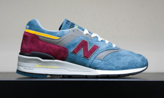 New Balance Made in USA 997DTE