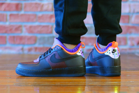 Nike presents another iteration of their Air Force 1 CMFT Mowabb just in  time for the beginning of fall. Drawing inspiration directly from their ACG  line, ...