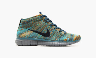 Nike Fall 2014 Free Flyknit Chukka Collection
